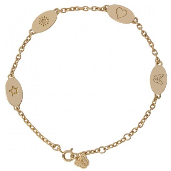 4 ICONS-Armband