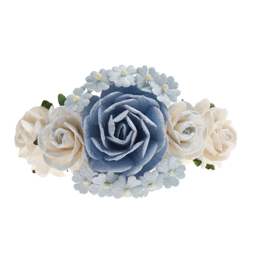 Blumenarmband blau_Hope22