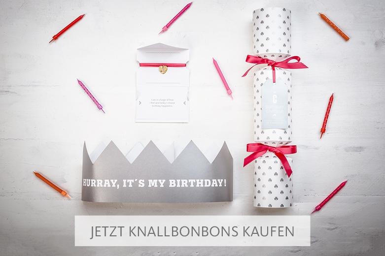 Hope22 Knallbonbon Geburtstag